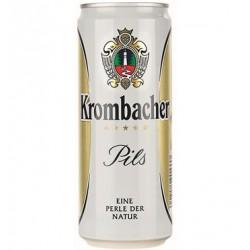Pilsener Beer Krombacher
