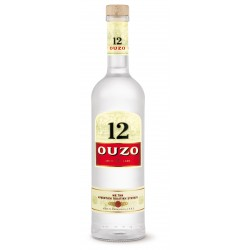 Liqueur Ouzo 12
