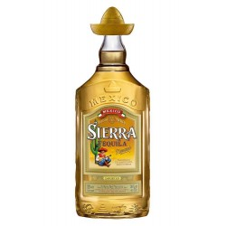 Tequila Sierra Reposado Gold