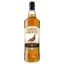 Whiskey The Famous Grouse...