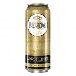 Pilsener Beer Warsteiner...