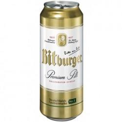 Pilsener Beer Bitburger...