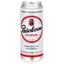 Pilsener Beer Paderborner