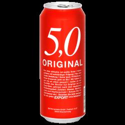 Lager Beer 5,0 Original Export