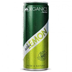 Red Bull Organics Bitter Lemon