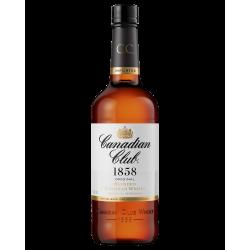 Whiskey Canadian Club 1858...
