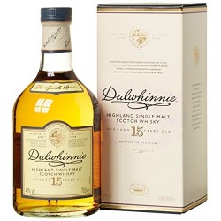 Whiskey Dalwhinnie 15 Years
