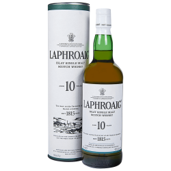 Whiskey Laphroaig 10 Years