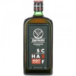 Liqueur Jägermeister Scharf