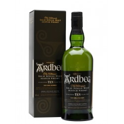 Whiskey Ardbeg Ten Years