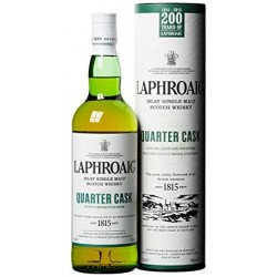 Whiskey Laphroaig Quarter Cask