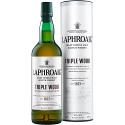 Whiskey Laphroaig Triple Wood