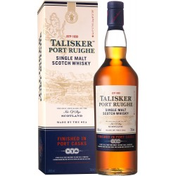 Whiskey Talisker Port...