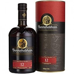 Whiskey Bunnahabhain 12 Years