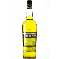 Liqueur Chartreuse Yellow