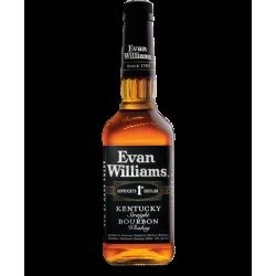 Whiskey Evan Williams...