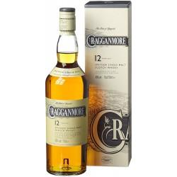Whiskey Cragganmore...