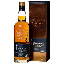 Whiskey Benromach 10 years