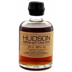 Whiskey Hudson Manhattan Rye