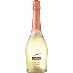 Sparkling Wine Cinzano Asti