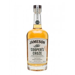 Whiskey Jameson Cooper´s Croze