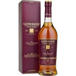 Whiskey Glenmorangie Sherry...