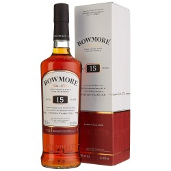 Whiskey Bowmore 15 years