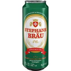 Pilsener Beer Stephansbräu...