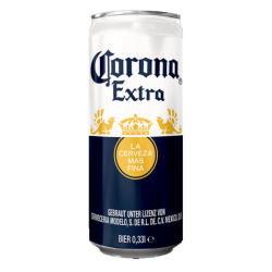 Lager Beer Corona Extra