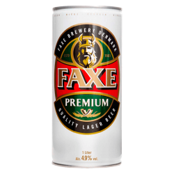 Lager Beer Faxe