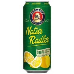 Beer Mix Paulaner Natur Radler