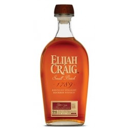 Whiskey Elijah Craig Small...