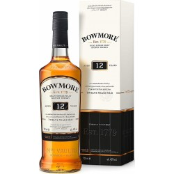 Whiskey Bowmore 12 Years