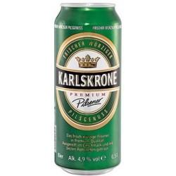 Pilsener Beer Karlskrone...