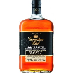 Whiskey Canadian Club Small...