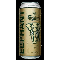 Lager Beer Carlsberg Elephant