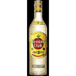 Rum Havana Club Añejo 3 Años
