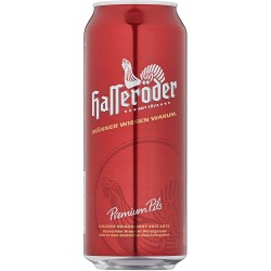 Pilsener Beer Hasseröder...