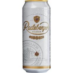 Pilsener Beer Radeberger