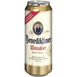 Wheat Beer Benediktiner...