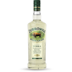 Vodka Zubrowka Bison Grass
