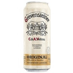Lager Beer Grevensteiner