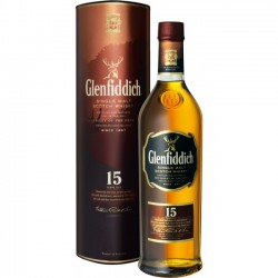 Whiskey Glenfiddich Single...