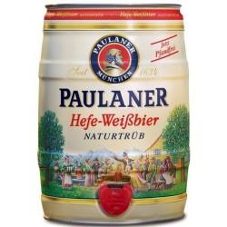 Keg Wheat Beer Paulaner...