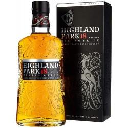 Whiskey Highland Park 18 years