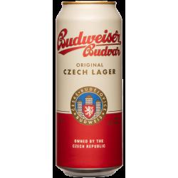 Lager Beer Budweiser Budvar