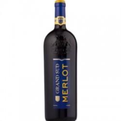 Red Wine Grand Sud Merlot