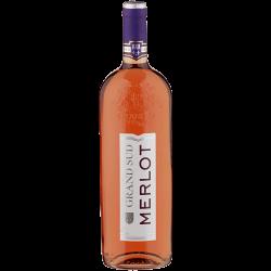 Rose Wine Grand Sud Merlot...