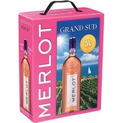 Bag in Box Rose Wine Grand...